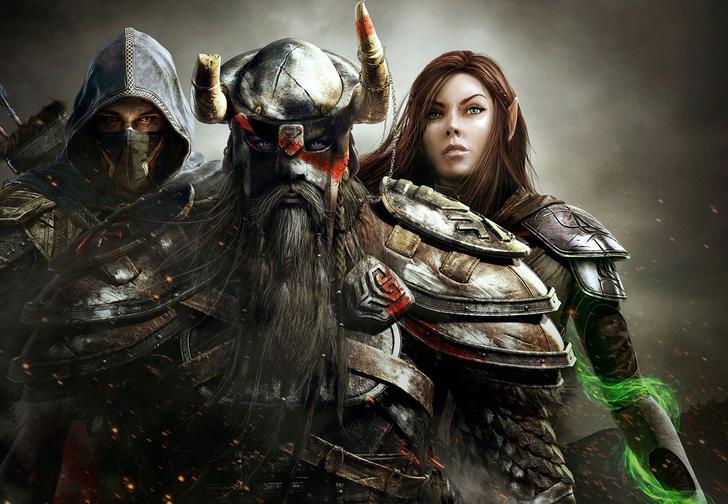 Фото №1 - 5 причин потратить все деньги на онлайн-игру The Elder Scrolls Online