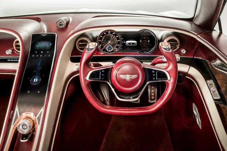 Фото №3 - Электрический Bentley и еще пять спорткаров, захвативших наше внимание этой весной