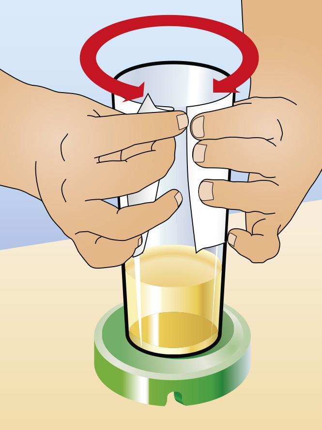 Фото №3 - Простой фокус со стаканом, благодаря которому ты легко выиграешь пари