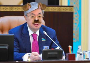 СМИ обнаружили, что президента Казахстана «омолодили» на официальных фото