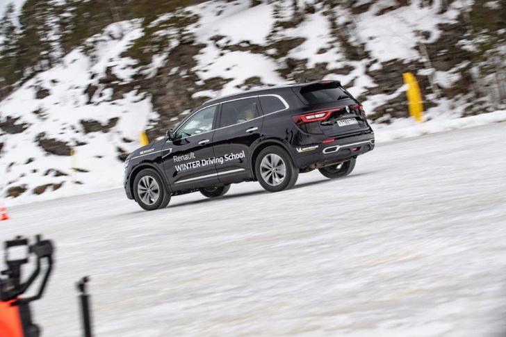 Фото №6 - Renault обещает сделать свою водительскую академию доступной для всех желающих