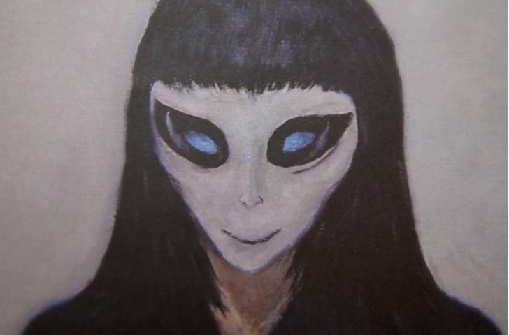 Фото №3 - Художник рассказал, как инопланетянка лишила его девственности, — и теперь он пишет картины о пришельцах