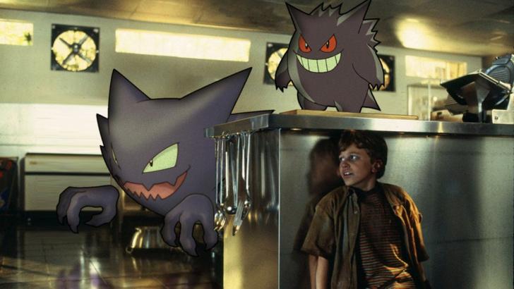 Фото №23 - Покемоны в знаковых сценах культовых фильмов. Слабо угадать их все?