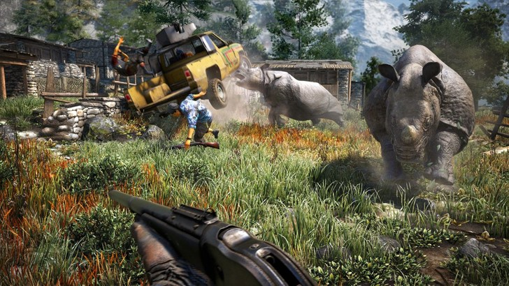 Фото №3 - 5 причин взять отпуск и уехать на пару недель в Far Cry 4