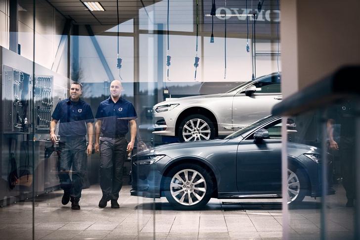 Фото №2 - Volvo Car Russia переходит на новый уровень заботы о клиентах
