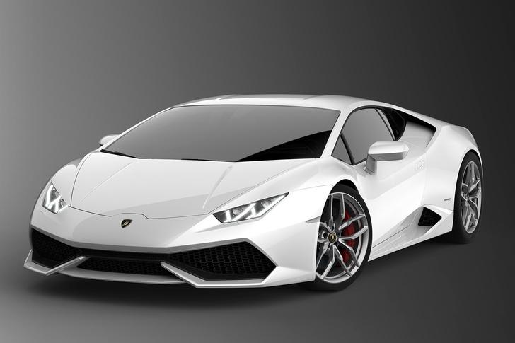 Фото №1 - Lamborghini Huracan — самый скотский конкурент Ferrari