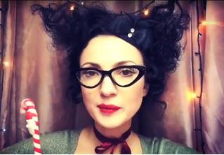 Красивая и смешная! Питерская актриса Евгения Свиридова сразила нас веселыми видео и ямочками