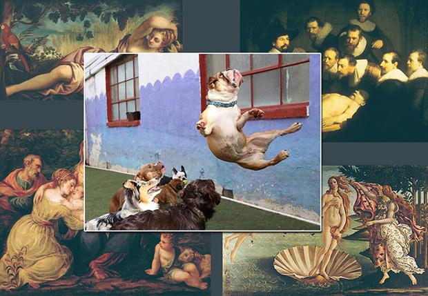 Фото №1 - Фото, случайно похожие на полотна Ренессанса
