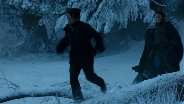 Фото №4 - Самые идиотские киноляпы в шестом сезоне «Игры престолов»
