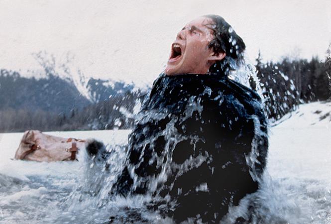 Фото №1 - Как выжить, если ты провалился под лед