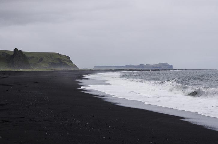 Vík í Mýrdal, Вик, Исландия