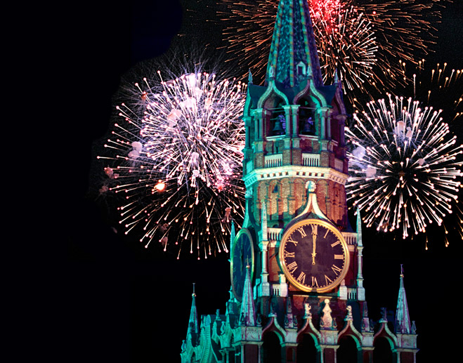Как встретить Новый год несколько раз подряд