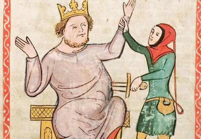 Фото №1 - 13 изображений средневековых людей, которых протыкают и расчленяют, а им хоть бы хны