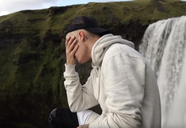 Фото №1 - Одно из красивейших мест Исландии продолжают вытаптывать  из-за Джастина Бибера (фото)