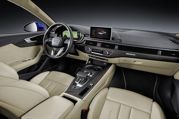 Фото №5 - Такая разная, новая Audi