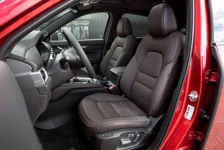 Фото №2 - Обновленная Mazda CX-5: четыре шажка к совершенству