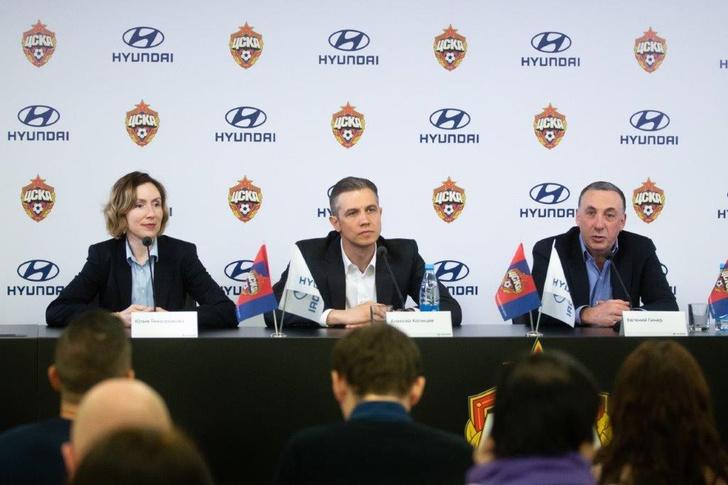 Фото №2 - Добавили лошадей: корейский Hyundai стал спонсором футбольного ЦСКА