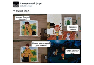 Лучшие шутки о доме для уточки и шикарной даче Медведева