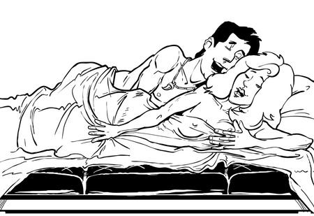 Секс остается с человеком! Как держаться на пике  половой жизни досамой смерти