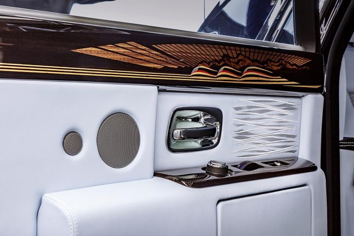 Фото №7 - Из ворот завода в Гудвуде выехал последний Rolls-Royce Phantom VII
