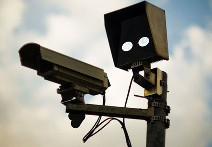 Фото №1 - Самый полный список дорожных камер Москвы с адресами и координатами