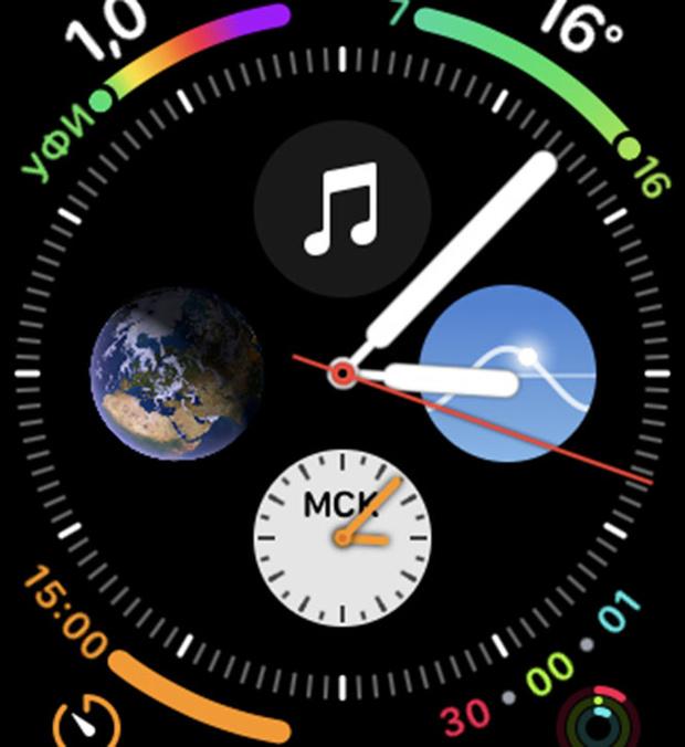 Фото №6 - Apple Watch Series 4: ЭКГ пока нет, но все равно огонь