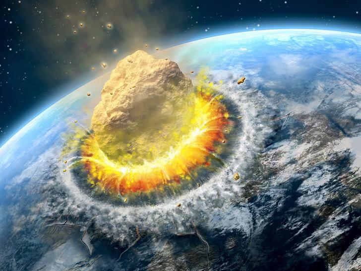 Фото №1 - Познакомься с астероидом Бенну (101955). Возможно, он и уничтожит человечество