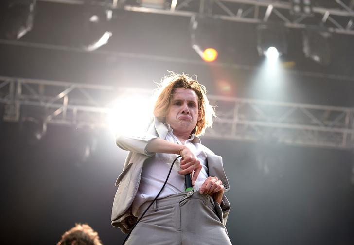 Фото №1 - Сэм Франс, Foxygen: «Музыканты вообще не самые умные люди, идиоты по большей части. Особенно когда дело касается политики»