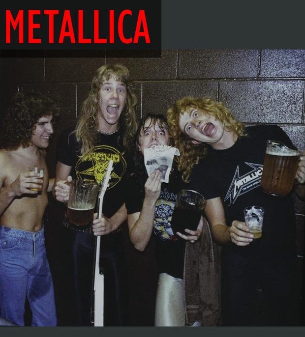 Фото №13 - Когда знаменитые группы были молодыми и смешными: 23 желторотые фотографии