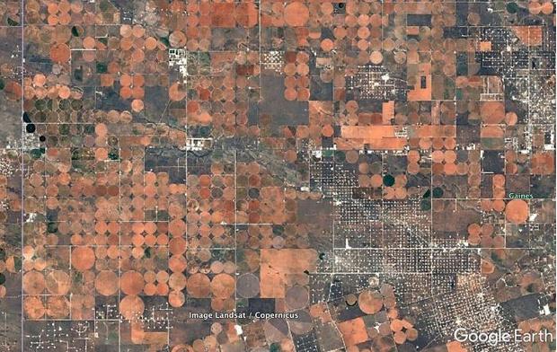 Фото №7 - 20 необычных мест, найденных на Google Earth