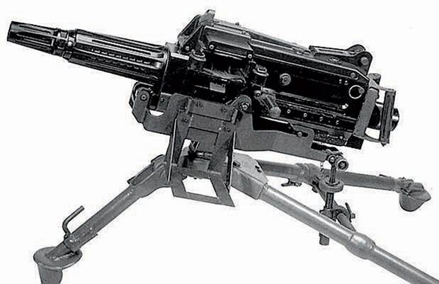 Автоматический гранатомет LAG 40 SB-M1