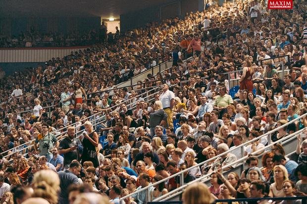 Фото №12 - Тот самый концерт в Москве, на который пришел даже Тилль Линдеманн из Rammstein