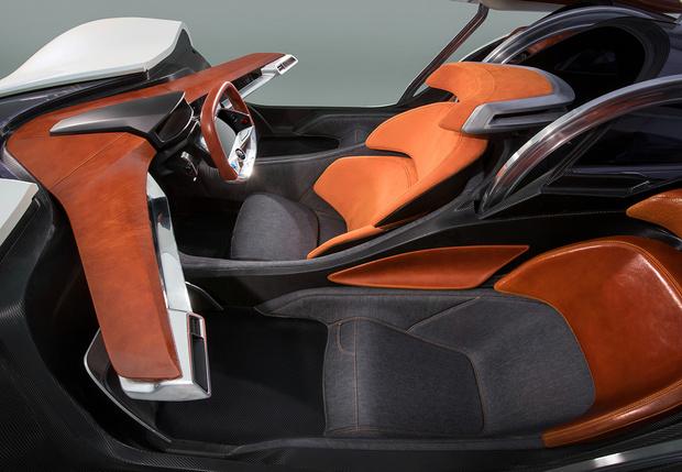 Фото №4 - Techrules Ren: гибридный суперкар с дизельными газотурбинными двигателями. Э-э-э… Что?