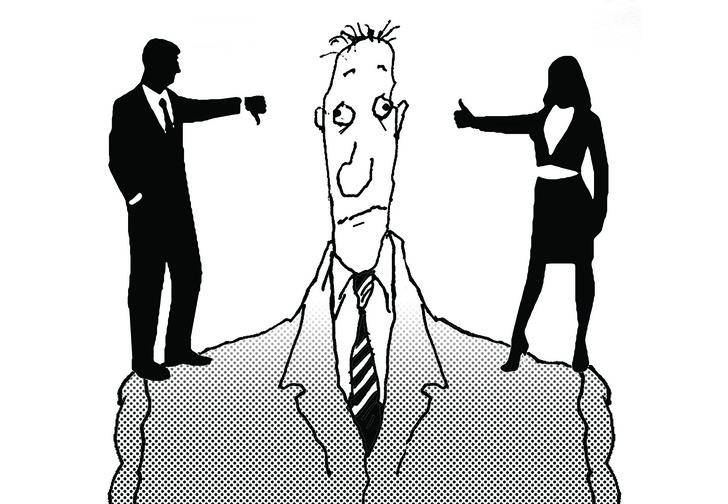 Фото №1 - Между благоверной и закадычным: чем правила общения с девушкой отличаются от правил общения с другом