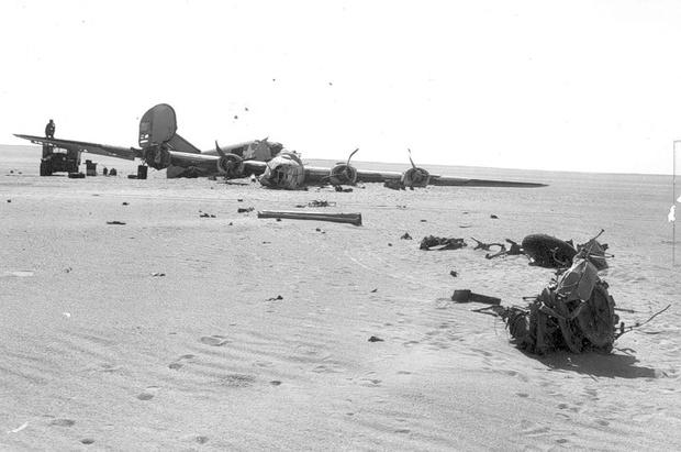 Фото №2 - 5 таинственных авиакатастроф XX века