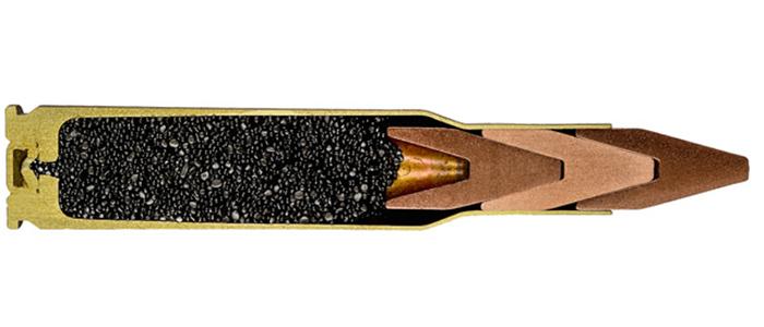 Фото №3 - 17 фотографий разрезанных патронов