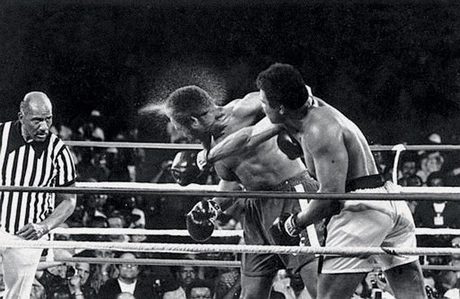 Мохаммед Али против Джорджа Формана, 1974 год