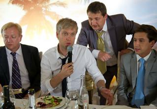 Режиссер фильма «Горько!» ни в чем не признался в нашем нескандальном интервью!!!