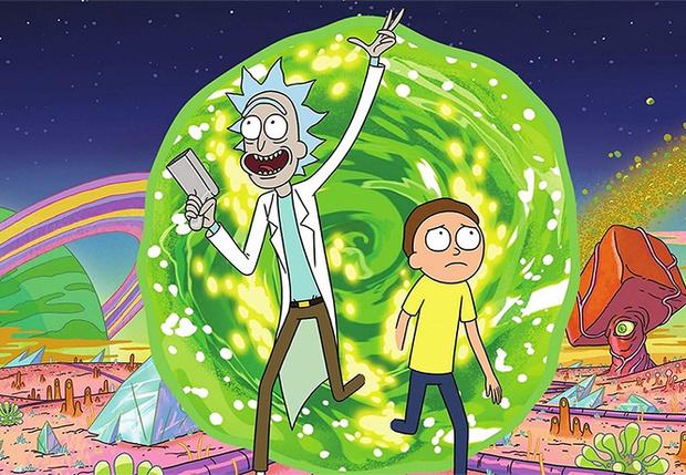 Фото №1 - Все, что известно о следующем четвертом сезоне мультисериала «Рик и Морти»
