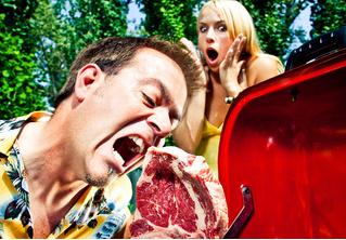 Зоозащитники из Peta обвинили мясоедов в импотенции