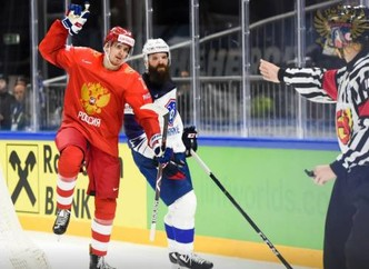 Фото №1 - Этих мушкетеров и ты бы грохнул! Три причины, почему Россия разгромила Францию в хоккей