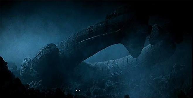 Фото №6 - 15 самых причудливых космических кораблей в кино