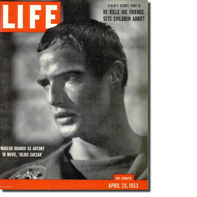Фото №6 - Самые выдающиеся обложки в истории журнала Life