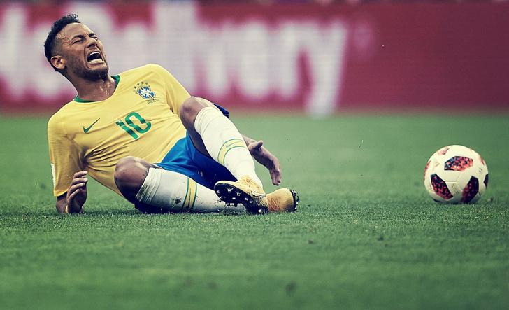 Фото №1 - Езжай домой, сборная Бразилии! Пятикратные чемпионы мира низложены