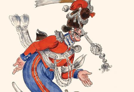 Альфа-казак: Атаман Платов — самый отвязный казак России
