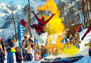 1 апреля 20 000 человек пошутят в Сочи с олимпийским размахом