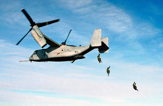 Фото №9 - Оцени новый футуристический вертолет армии США