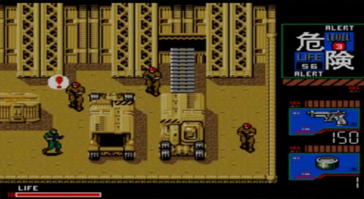 Фото №3 - Краткая история видеоигр на примере культовой серии Metal Gear Solid