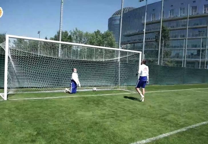 Фото №1 - Самые смешные моменты из жизни сборной России по футболу в одном видео