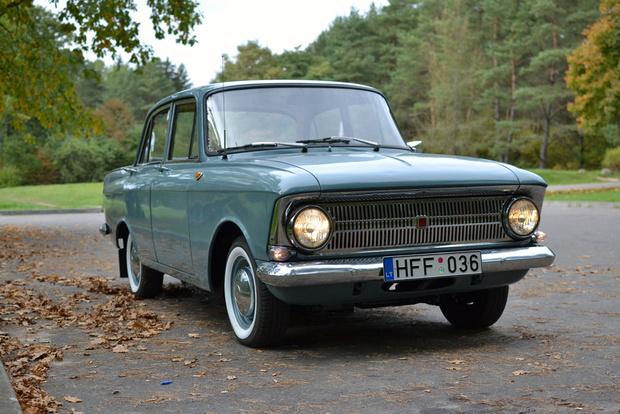 Фото №3 - 10 советских автомобилей, которым не стыдно было оказаться иномарками